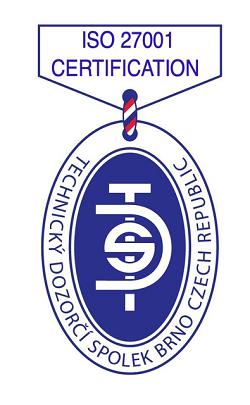 ALVAO obdrželo certifikát bezpečnosti ISO 27001